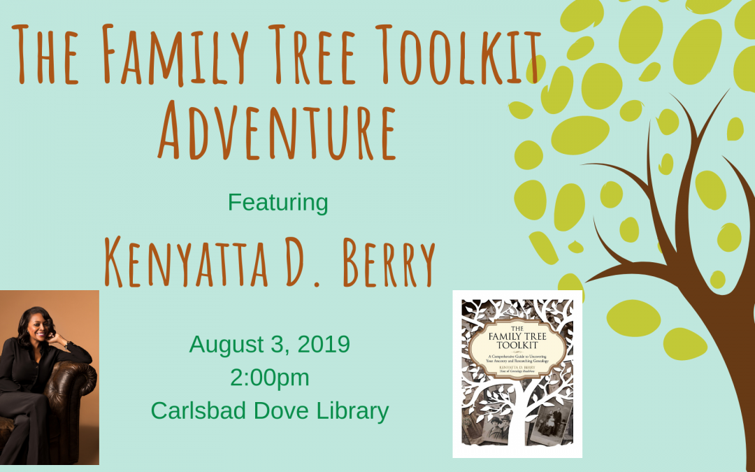 The Family Tree Toolkit Free Library Adventure