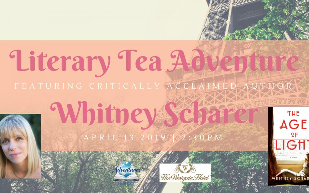 Spring 2019 Literary Tea