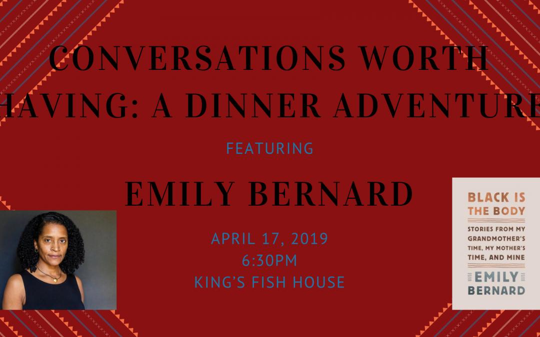 Conversations Worth Having: A Dinner Adventure
