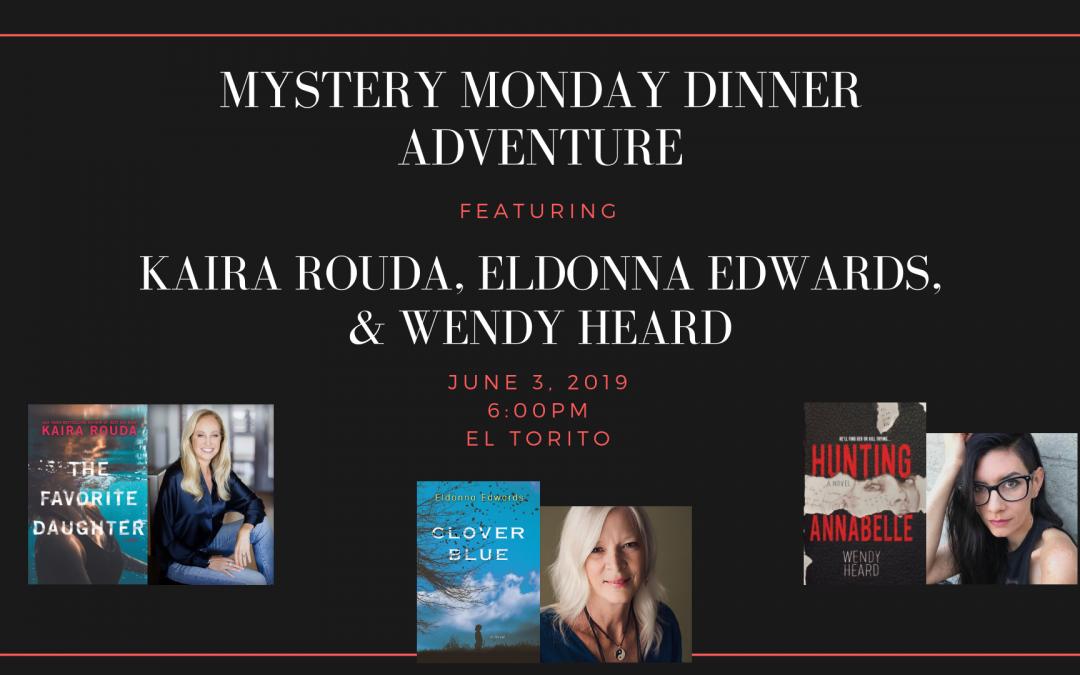 Mystery Monday Dinner Adventure
