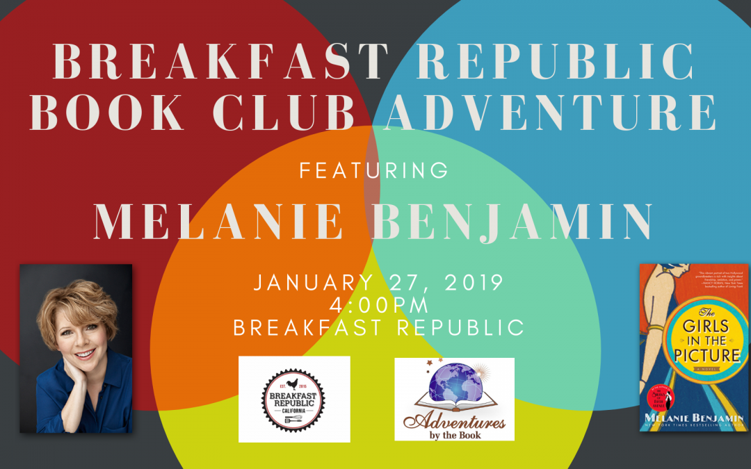 Breakfast Republic Book Club Adventure