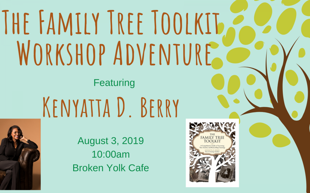 The Family Tree Toolkit Workshop Adventure