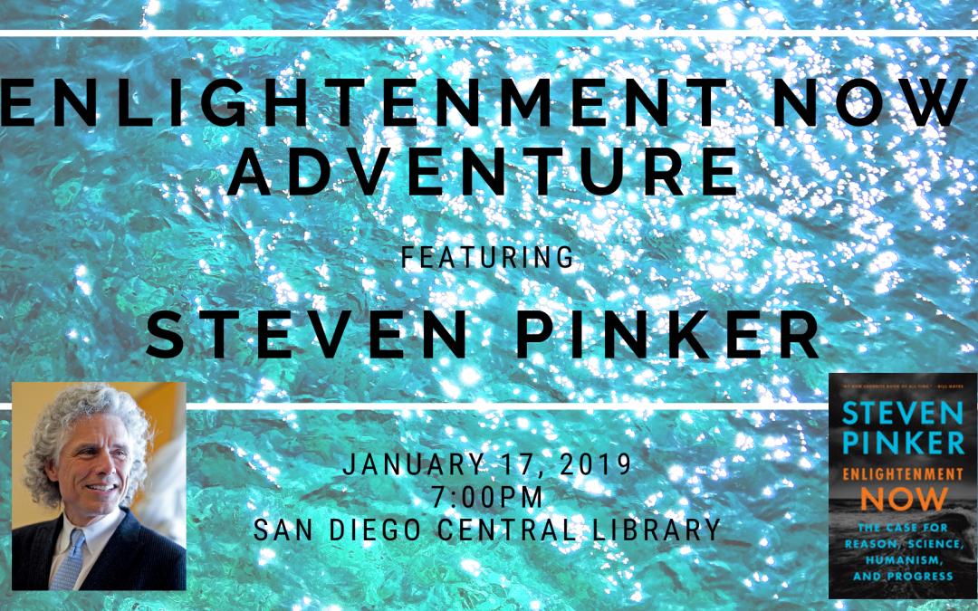 Enlightenment Now Adventure