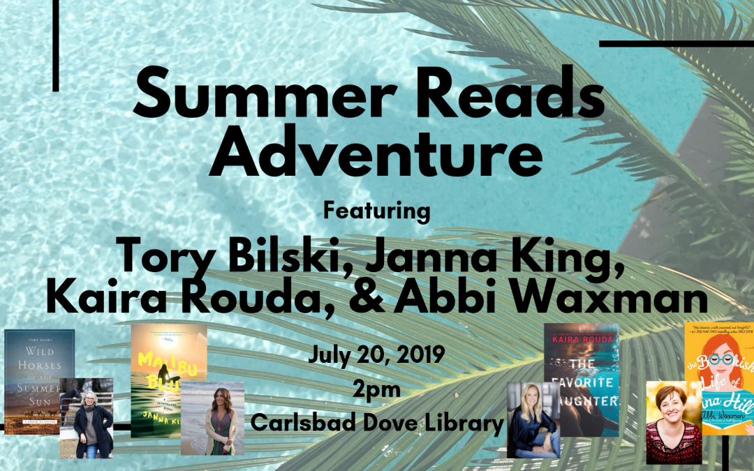 Summer Reads Free Library Adventure
