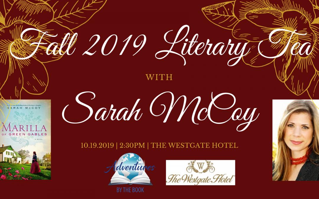 Fall 2019 Literary Tea