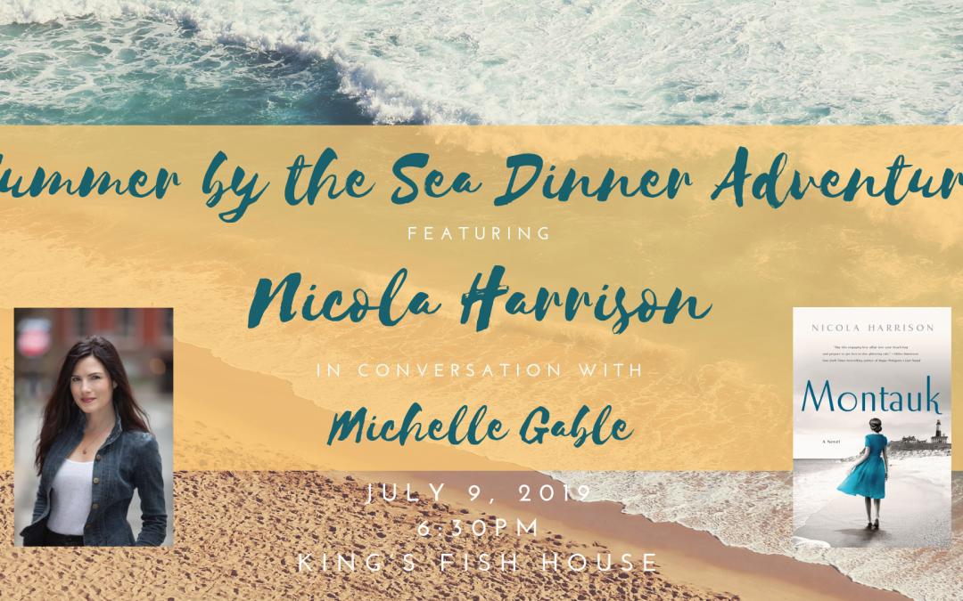 Summer by the Sea Dinner Adventure