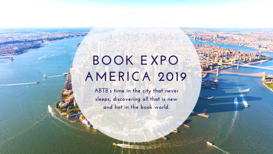 ABTB Goes to New York City and Book Expo America