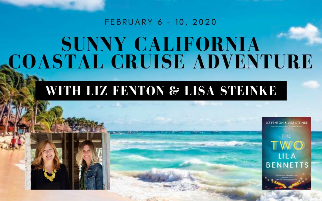 Sunny California Coastal Cruise Adventure