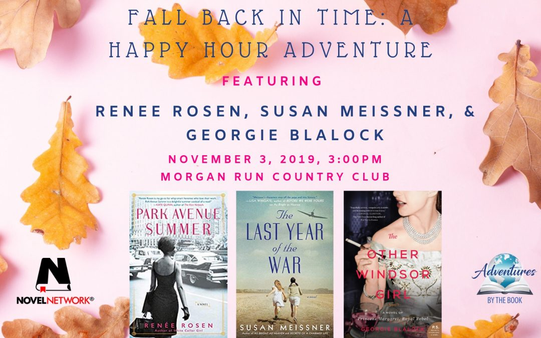 Fall Back in Time: A Happy Hour Adventure