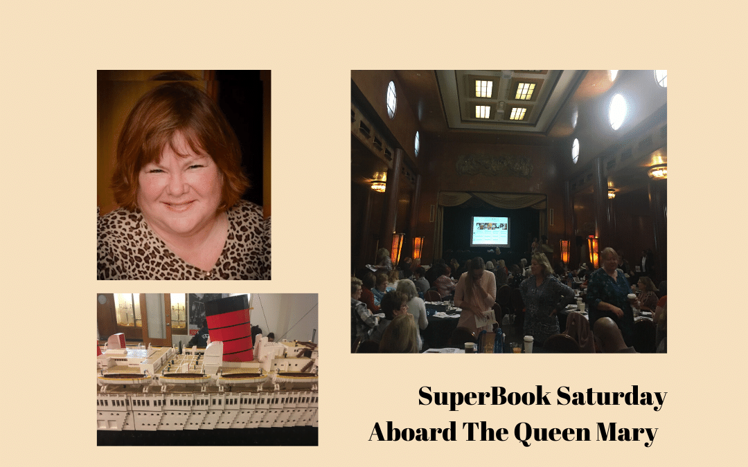 My Weekend Getaway to The Queen Mary in Long Beach, CA by Miriam Sarzotti